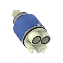 Картридж ZOLLEN 40 мм (арт. SP42001) тип: высокий, (уп. ПВХ)