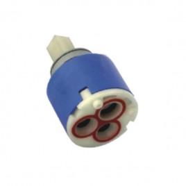 Картридж ZOLLEN 40 мм (арт. SP41002) тип: низкий, (уп. ПВХ)