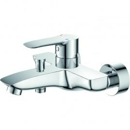 Смеситель ZOLLEN HOF (арт. HO61410741,) для ванны короткий изл. с аксес.