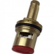 Кран-букса G1/2'' керамика, 8*24 (SP51004) под крест (уп.ПВХ), ZOLLEN