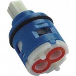 Картридж для дивертора ZOLLEN (sp50006) керамика, 90°,квадрат (уп. ПВХ)