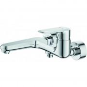 Смеситель ZOLLEN ULM new (арт.UL61613441) для ванны короткий изл., карт.35мм